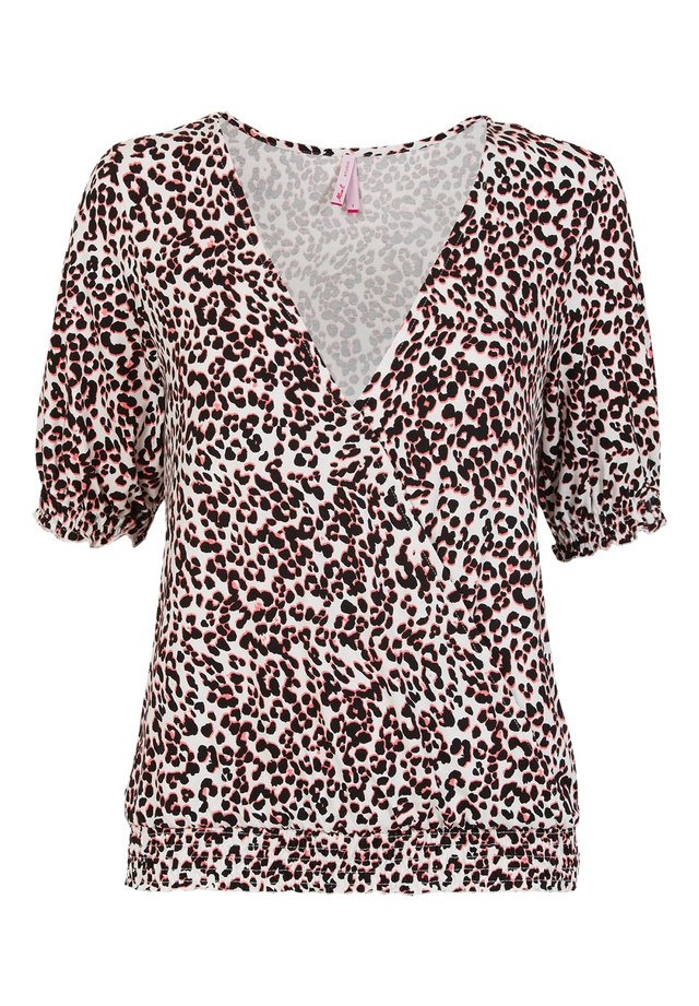 MILLIE TOP - Blouse - multi off-white
