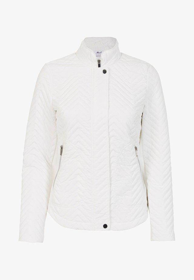 JAS MADISON - Winterjas - white