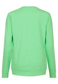 Miss E - ARTWORK  - Sweater - bright mint - 1