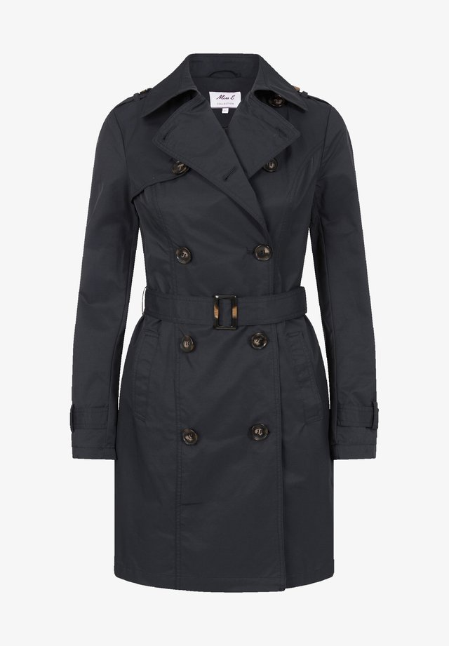 MARIEKE TRENCH - Trenchcoat - black