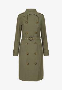 Miss E - STEFANIE  - Trenchcoat - olive - 0