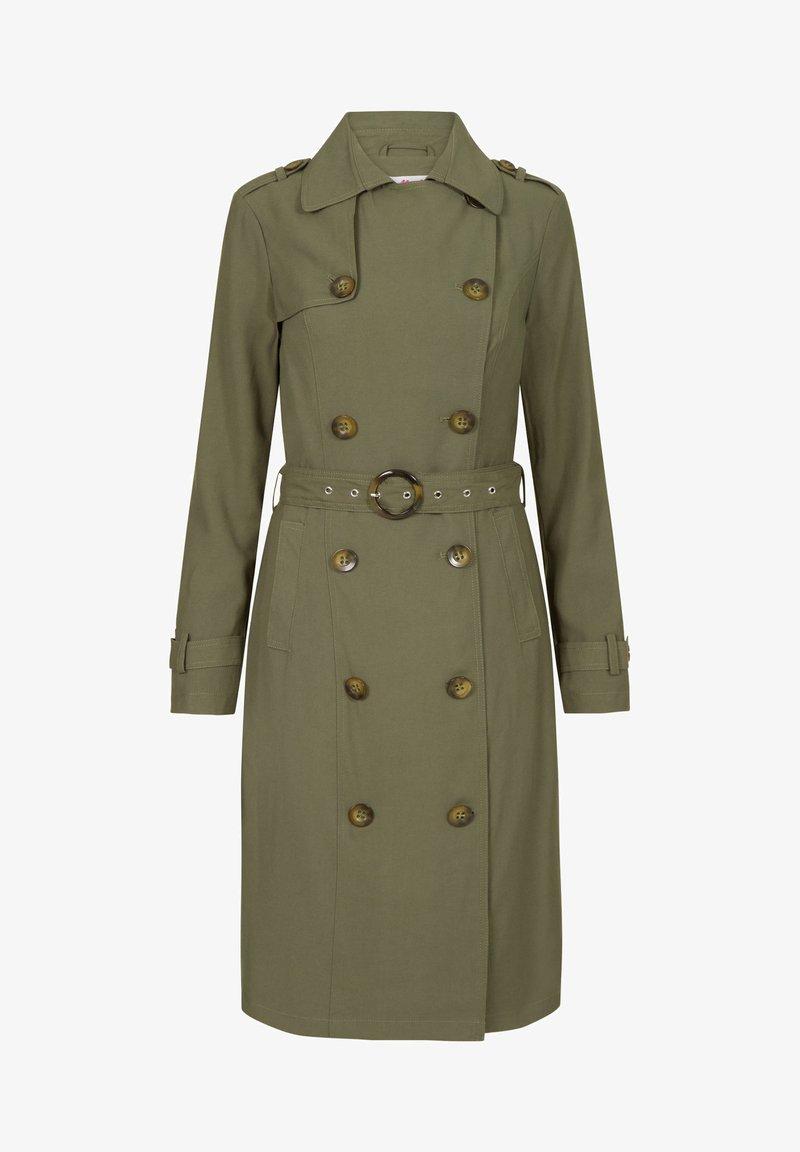 Miss E - STEFANIE  - Trenchcoat - olive