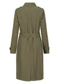 Miss E - STEFANIE  - Trenchcoat - olive - 1