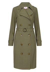 Miss E - STEFANIE  - Trenchcoat - olive - 2