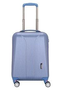 march luggage - Wheeled suitcase - blue - 1