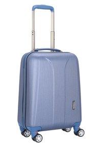 march luggage - Wheeled suitcase - blue - 7