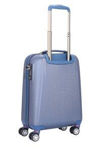 march luggage - Wheeled suitcase - blue - 3