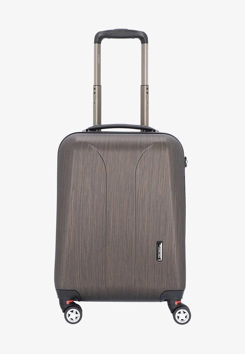march luggage - Wheeled suitcase - bronze