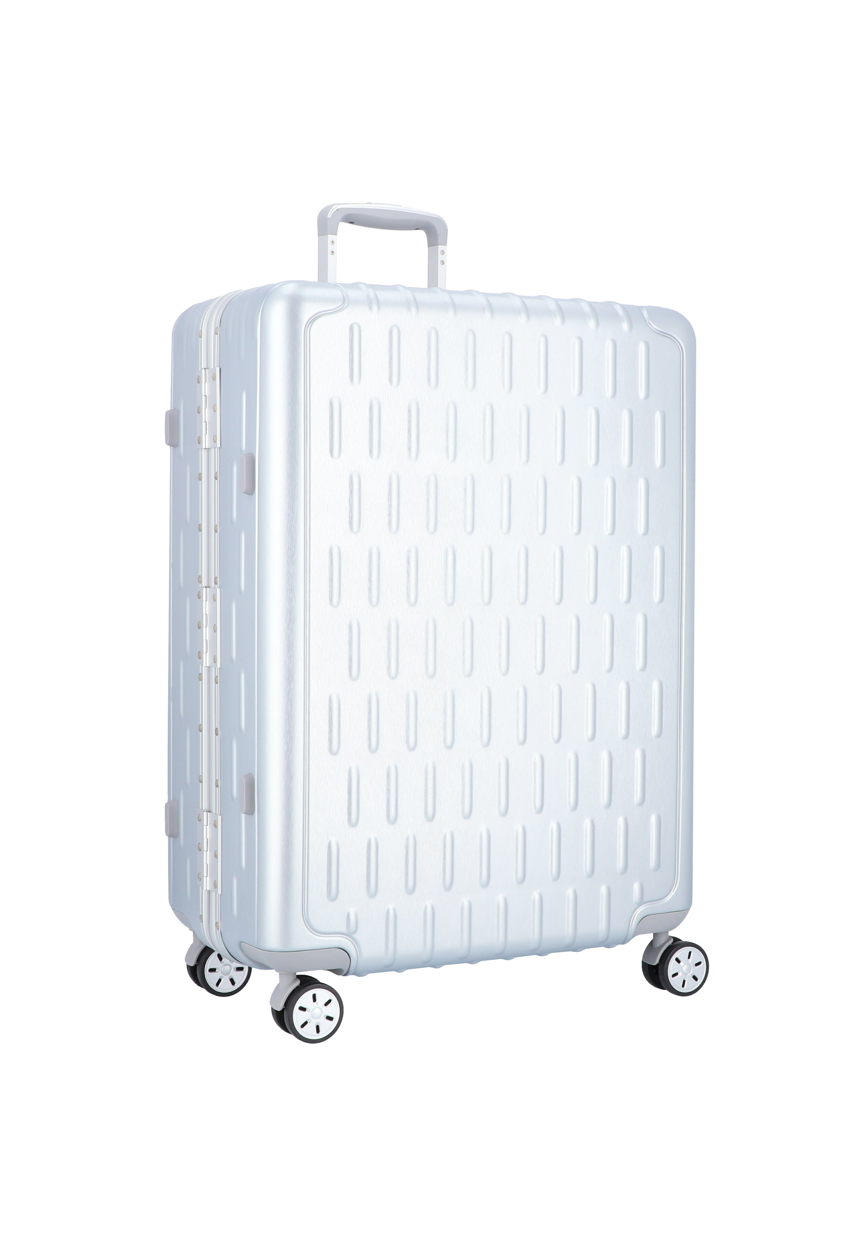 March Luggage Valise À Roulettes - Silver Alu