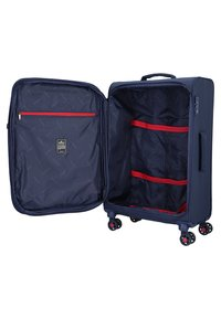 march luggage - SET - Set de valises - navy/red - 3