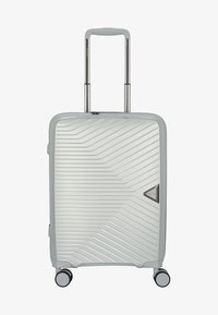 march luggage - Wheeled suitcase - silver metallic - 0