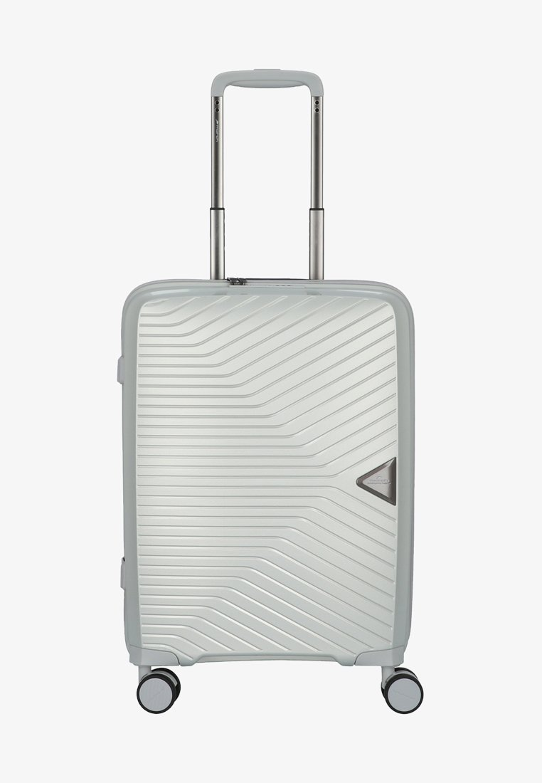 march luggage - Wheeled suitcase - silver metallic
