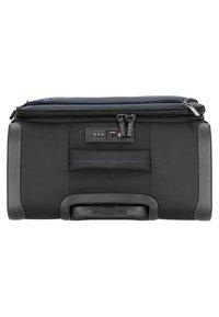 march luggage - 3 SET  - Luggage set - black indigo - 5