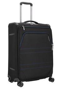 march luggage - 3 SET  - Luggage set - black indigo - 1