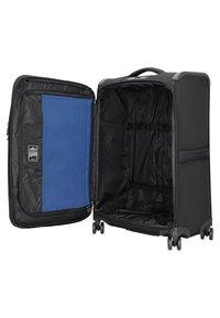 march luggage - 3 SET  - Luggage set - black indigo - 4