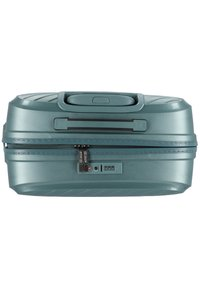 march luggage - 3 PIECES - Luggage set - green - 5