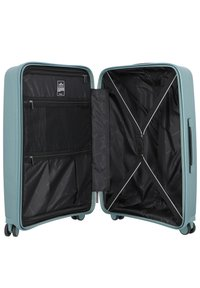 march luggage - 3 PIECES - Luggage set - green - 4