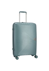 march luggage - 3 PIECES - Luggage set - green - 1