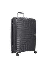 march luggage - 3 PIECES - Luggage set - black - 2