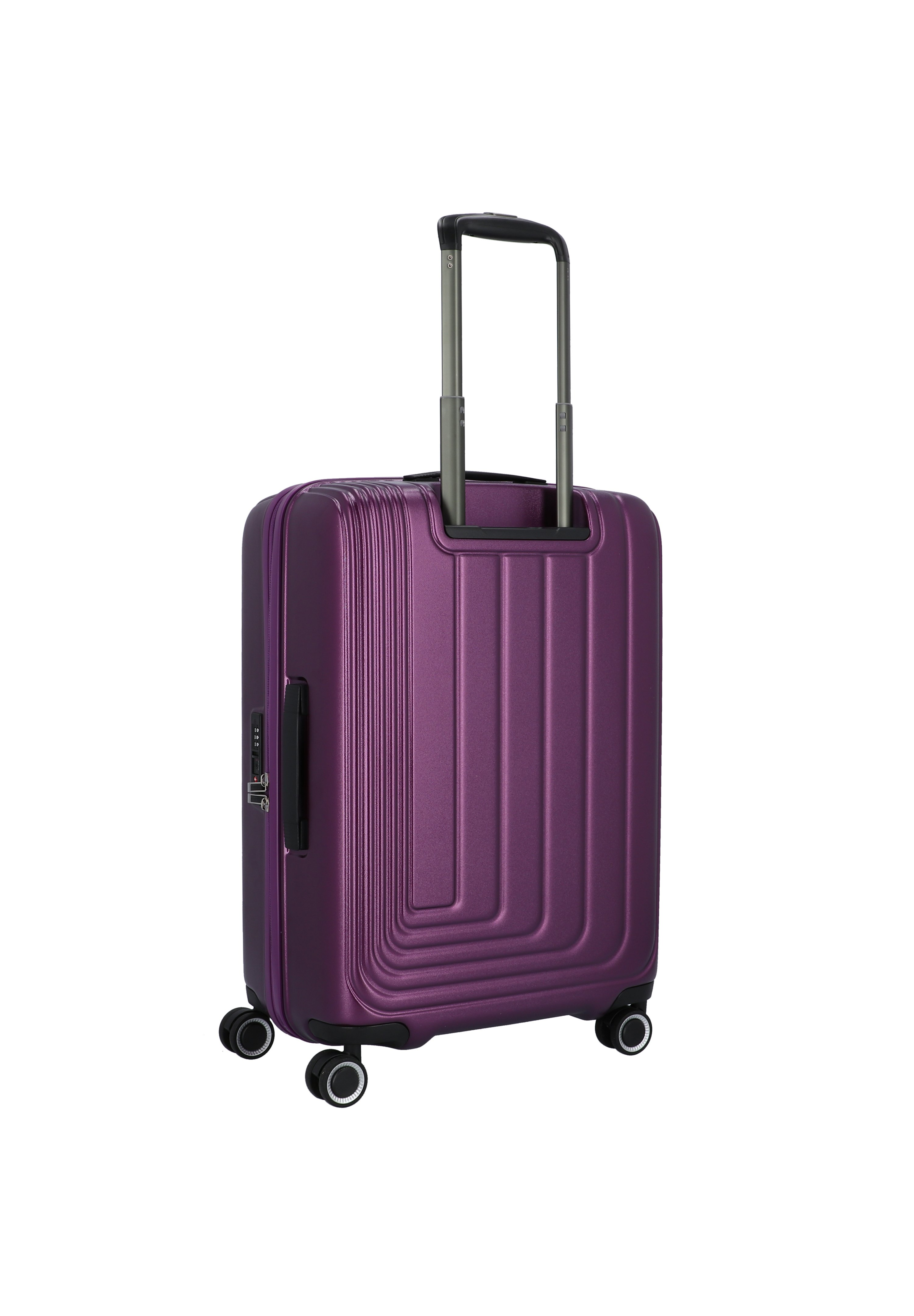 march luggage 3 PACK - Set di valigie - purple metallic