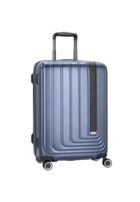 march luggage - 3 PACK - Luggage set - navy metallic - 1