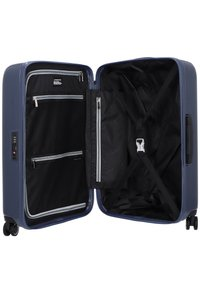 march luggage - 3 PACK - Luggage set - navy metallic - 4