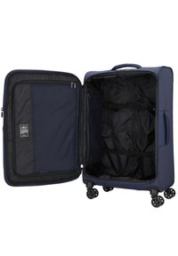 march luggage - 3 PACK - Luggage set - navy - 4