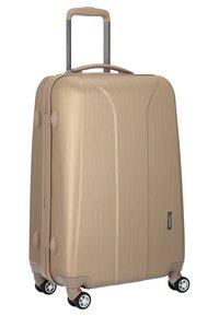 march luggage - 3 SET - Luggage set - gold brushed - 1
