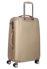 march luggage - 3 SET - Luggage set - gold brushed - 2