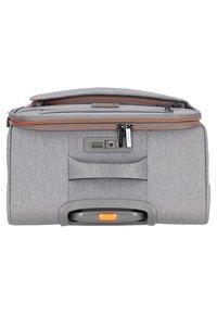 march luggage - 3 SET - Luggage set - grey - 5