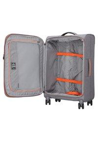 march luggage - 3 SET - Luggage set - grey - 4