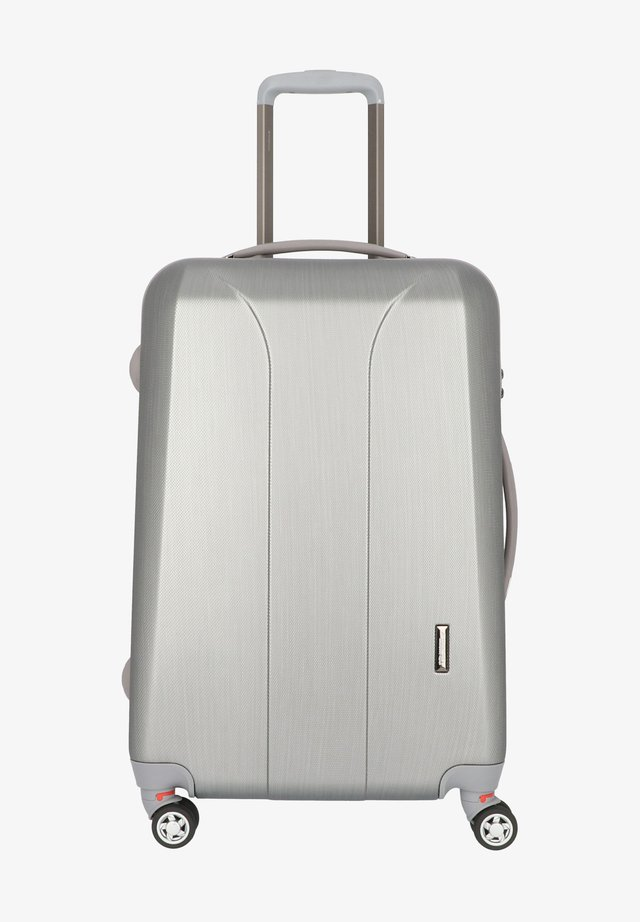 NEW CARAT SPECIAL EDITION  - Valise à roulettes - silver brushed