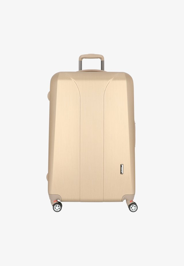 Trolley - gold brushed