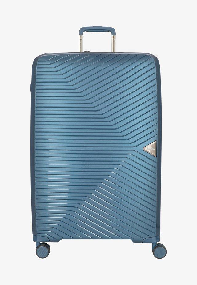Valise à roulettes - orion blue metallic