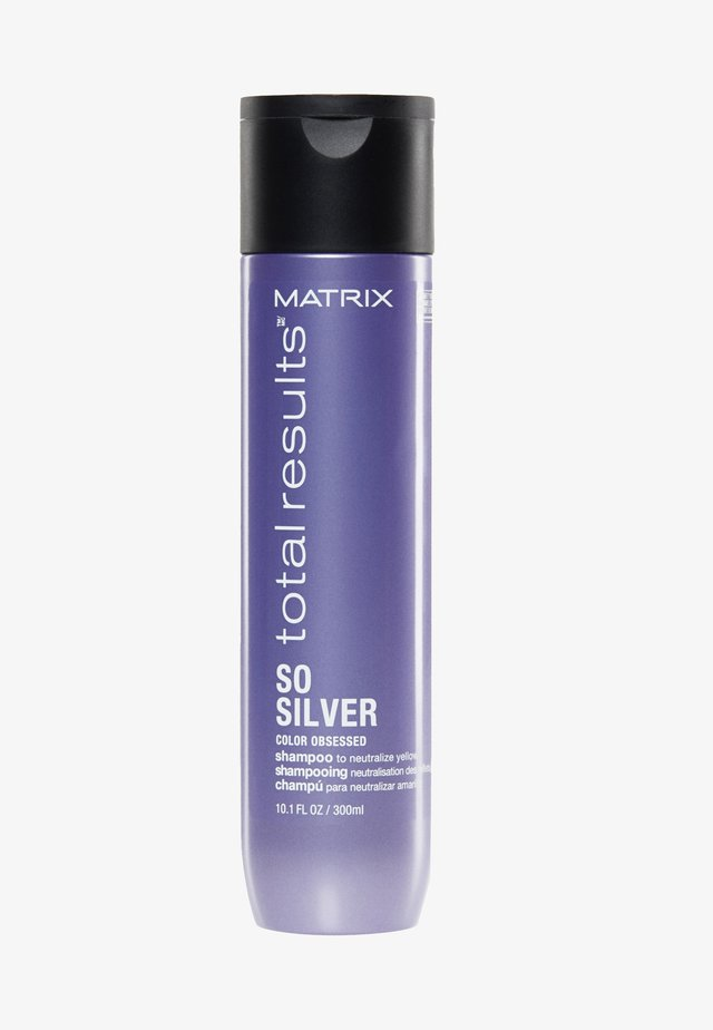 TOTAL RESULTS SO SILVER SHAMPOO - Shampoing - -
