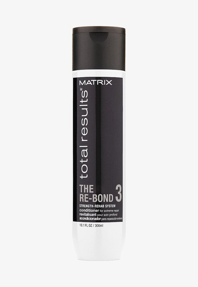 TOTAL RESULTS RE-BOND CONDITIONER - Après-shampoing - -