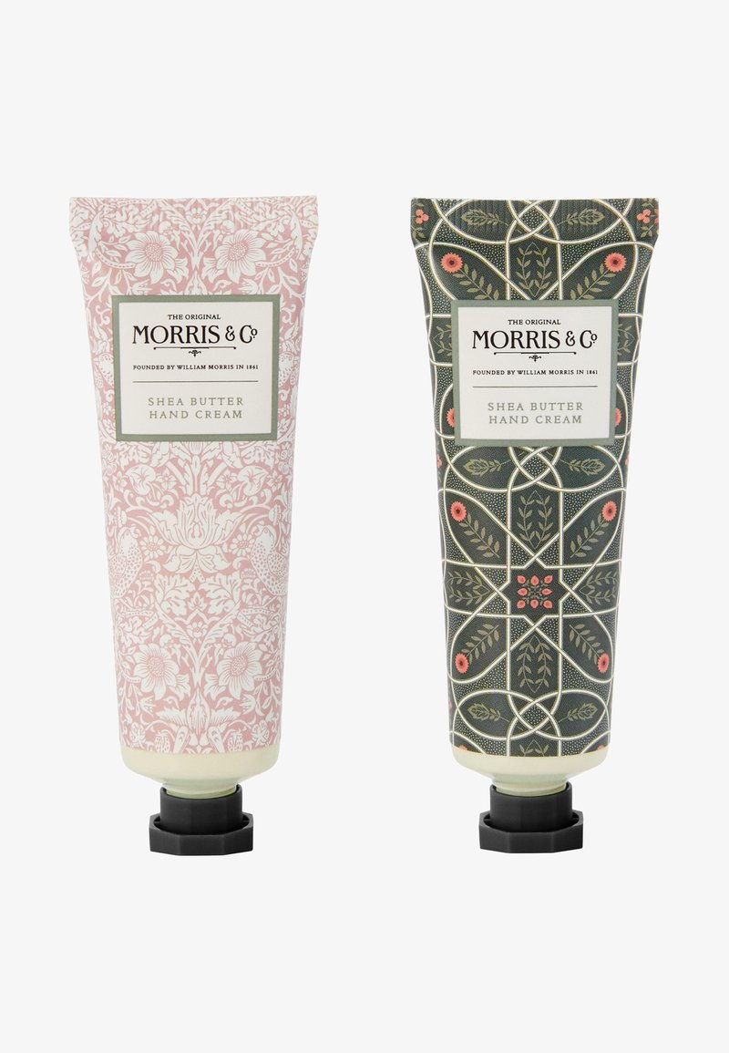 Morris & Co - JASMIN & GREEN TEA HAND CREAM COLLECTION - Bath and body set - -