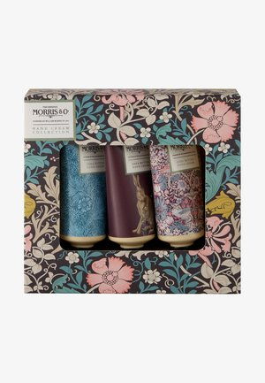 PINKCLAY AND HONEYSUCKLE HAND CREAM COLLECTION - Bath and body set - -