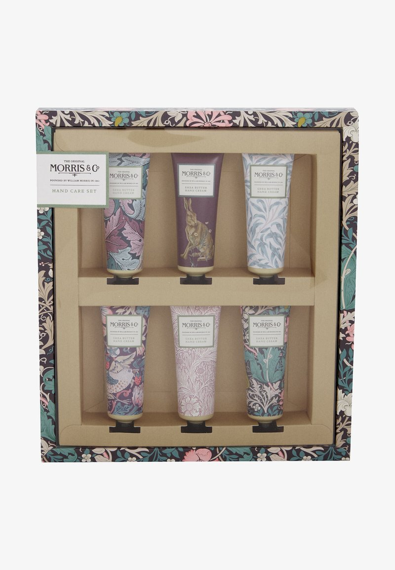 Morris & Co - PINKCLAY AND HONEYSUCKLE HAND CARE SET - Bath and body set - -