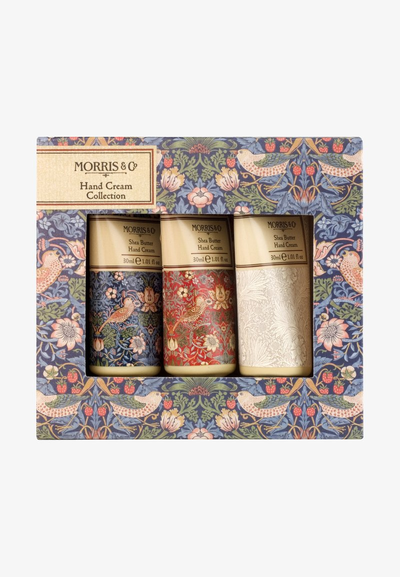 Morris & Co - STRAWBERRY THIEFHAND CREAM COLLECTION - Bath and body set - -