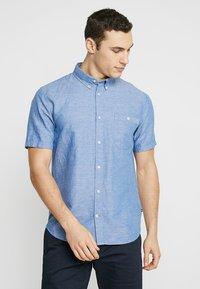 Matinique - TROSTOL - Shirt - washed blue - 0