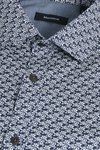 Matinique - TROSTOL - Shirt - dust blue