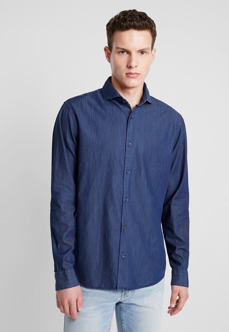 Matinique - TROSTOL - Shirt - dark denim