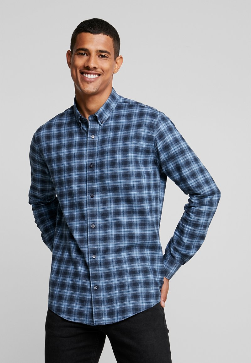Matinique - JUDE - Shirt - mist blue