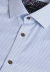 Matinique - TROSTOL B6 LIGHT STRUCTURE - Shirt - ink blue