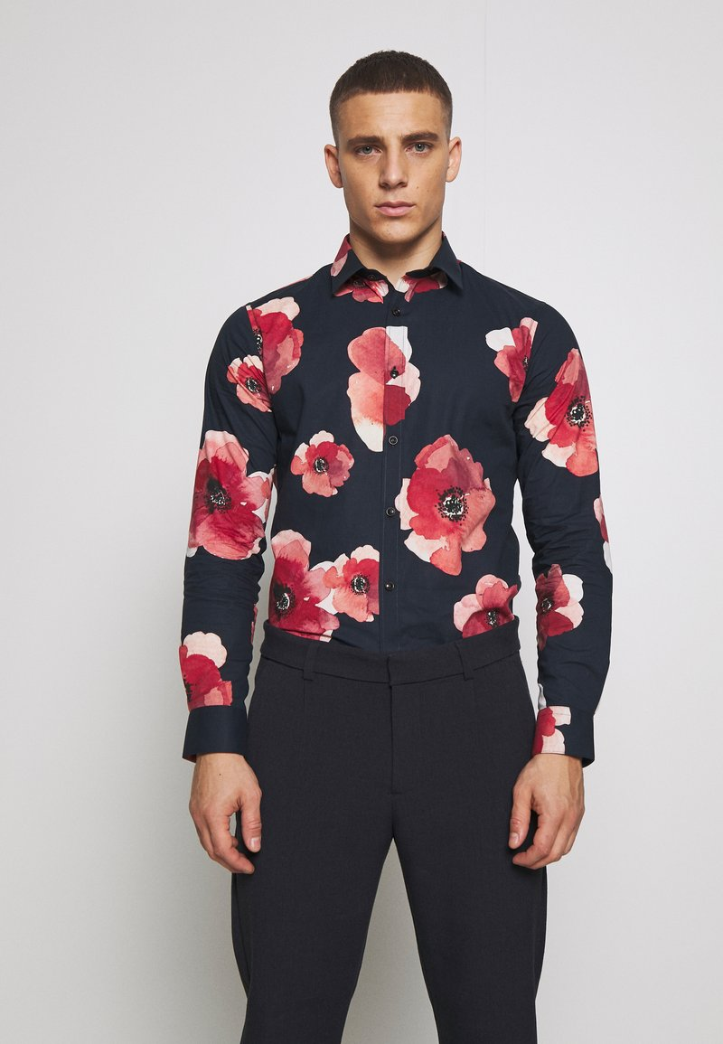 Matinique - MAROBO - Shirt - dark navy