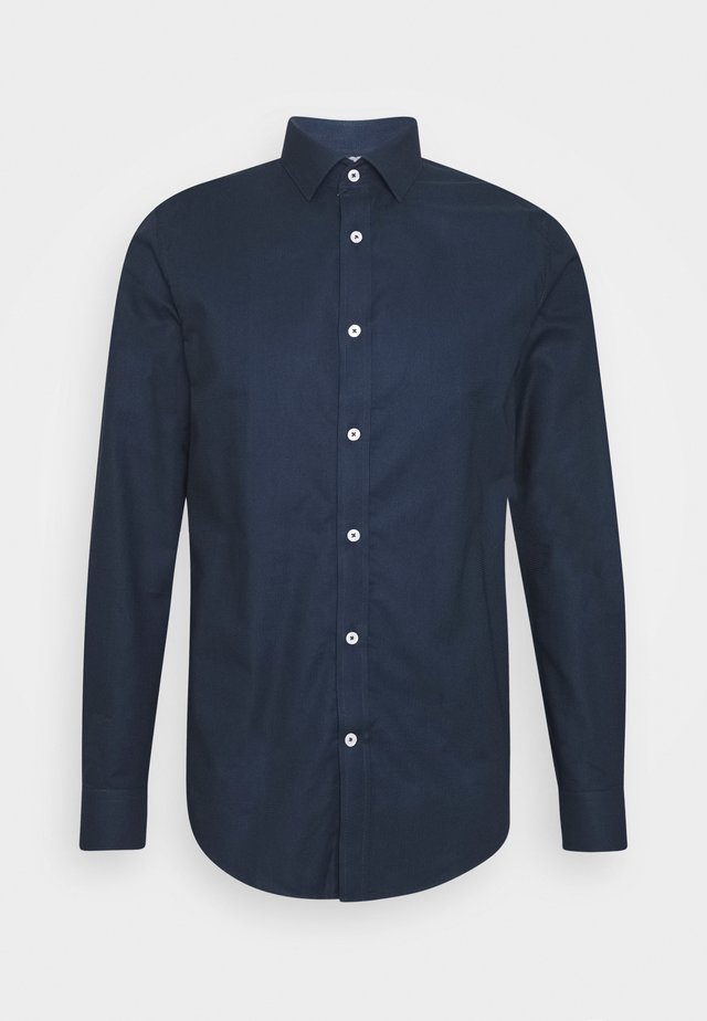 TROSTOL - Formal shirt - navy blazer