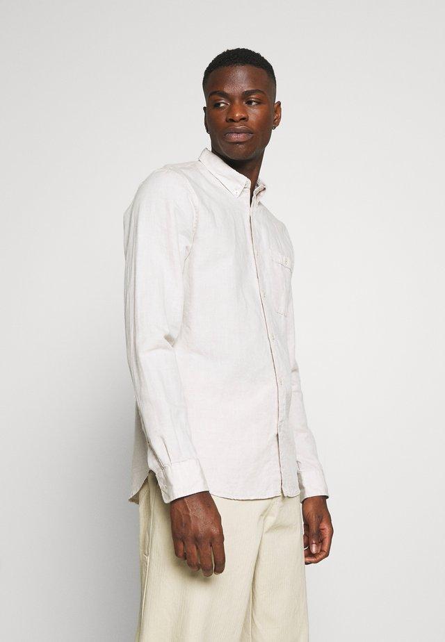 MATROSTOL - Hemd - light beige