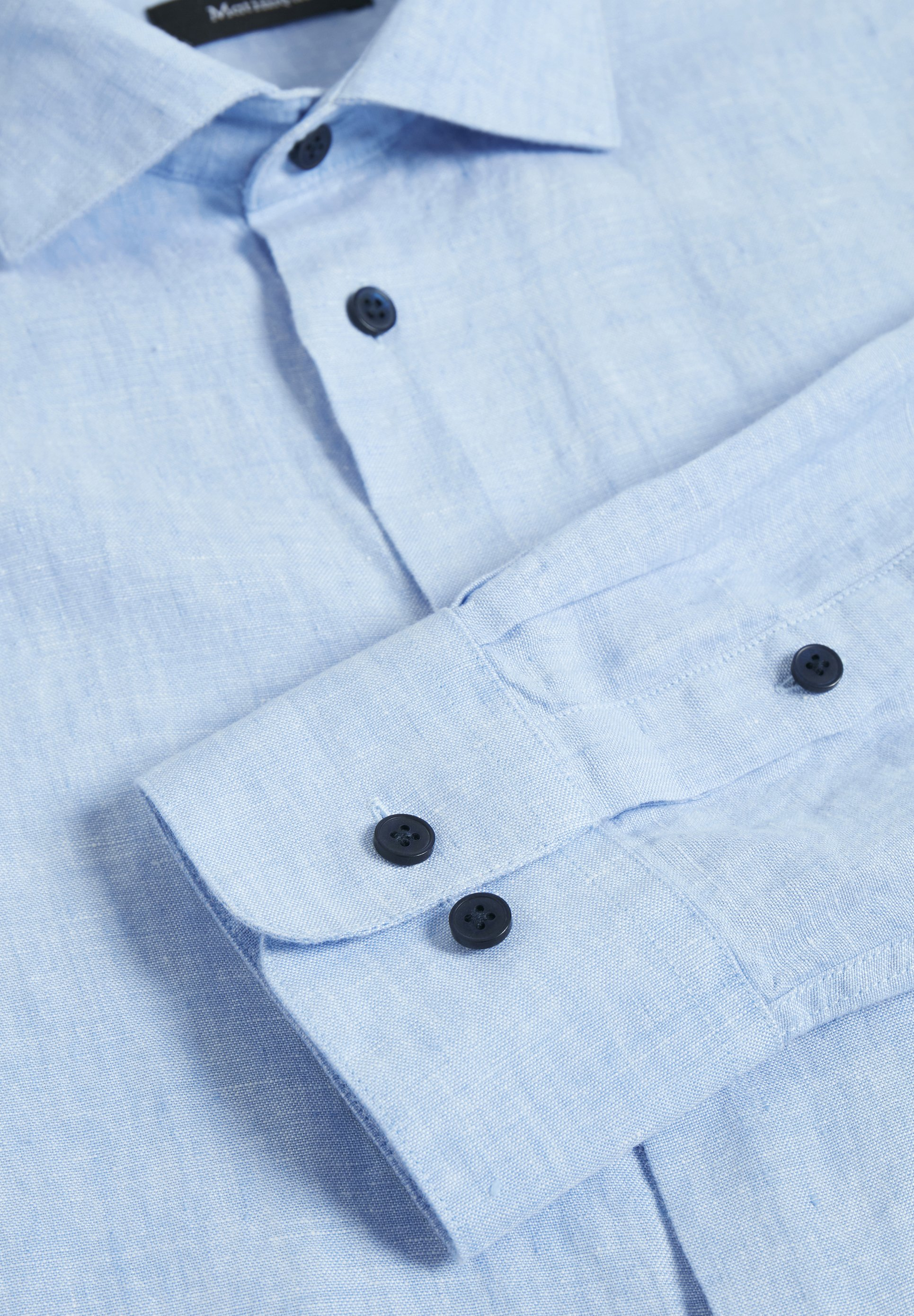Matinique Mamarc N Lux Linen - Skjorta Chambrey Blue