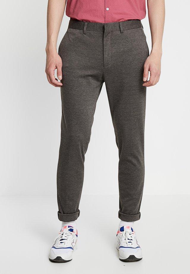 PATON PANT - Trousers - dark brown